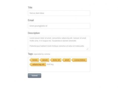 10 Useful jQuery Plugins For Enhancing Your Website UX | Design Woop | The Web Design and Development Blog | Expertiential Design | Scoop.it