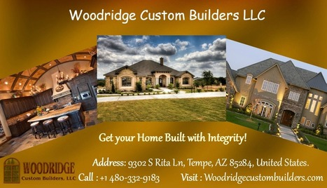 Find luxury custom home builders in phoenix az for Find custom home builder