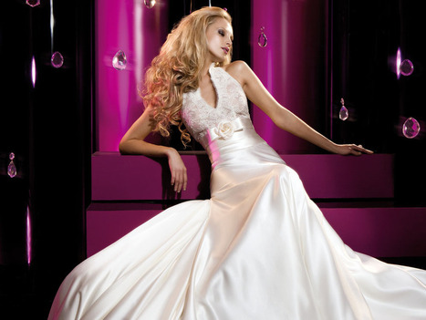 "Le spose di Cristina by Cristina Fioranelli:  Model ""Sabrina"" 