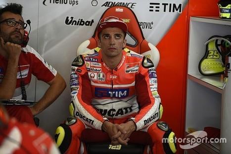 Iannone to start last in Assen after Lorenzo crash | Ductalk Ducati News | Scoop.it
