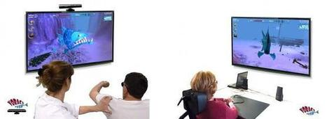 Un Serious Game multijoueurs de rééducation fonctionnelle !   Future Patient   Scoop.it