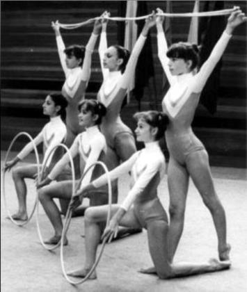 SEPT.INFO | Les métamorphoses de la gymnastique rythmique (épisode 1) | Sport, News & History | Scoop.it