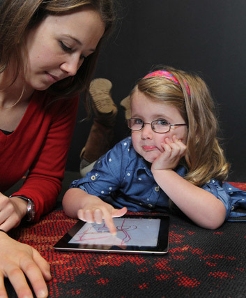 Switched-on iPad infants put to the test | mrpbps iDevices | Scoop.it