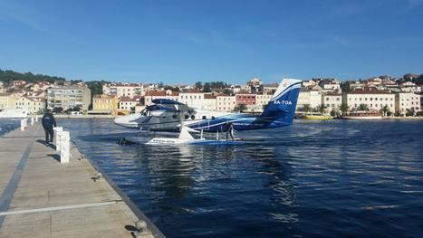 Da Ancona a Spalato e Fiume in Idrovolante con la European Coastal Airlines | Le Marche un'altra Italia | Scoop.it