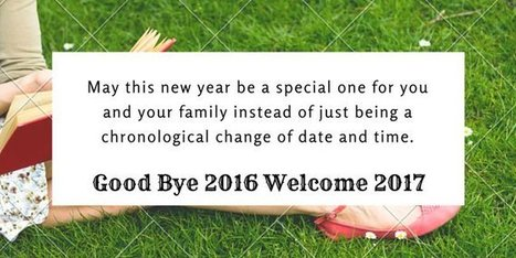 Good Bye 2016 Welcome 2017 Messages   Entertainment   Scoop.it