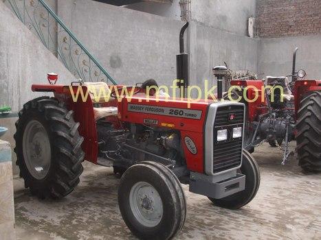 Massey Ferguson 260 | Massey Ferguson Tractors | Scoop.it