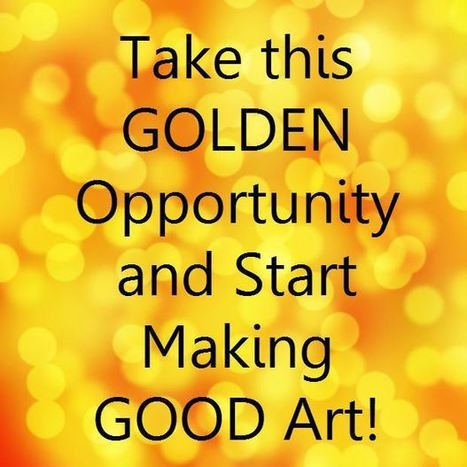 Discover Your Golden Artistic Skills Today! - PortPrep Blog | PortPrep | Scoop.it
