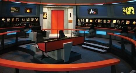 Μετάτρεψε το σπίτι της σε διαστημόπλοιο Star Trek - Αξιοπερίεργα   Αξιοπερίεργα   Για να μην σε τρώει... η περιέργεια!   Scoop.it