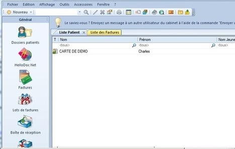 Logiciel licence gratuite HelloDoc Santé 5.60 Edition Spéciale Fr 2013 Auxiliaires médicaux ,Kiné, Orthoptistes, Infirmiers, ...   Benoit   Scoop.it