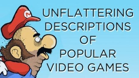 8 Unflattering Descriptions of Popular Video Games | The Localization Mall | Scoop.it