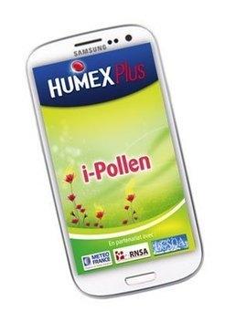 HUMEXPlus lance l'application i-Pollen sur Androïd   Patient 2.0 et empowerment   Scoop.it