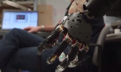 The latest Innovations in Humanoid , Robotic & Cyborg Technology | Big and Open Data, FabLab, Internet of things | Scoop.it