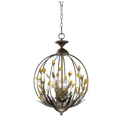 Cyan Design Lighting - 01193 Amber Chandelier | Home Remodeling | Scoop.it