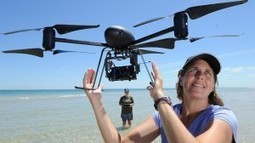 Drones Keep an Eye on Australia's Beaches : Earth Imaging Journal: Remote Sensing, Satellite Images, Satellite Imagery | Remote Sensing News | Scoop.it