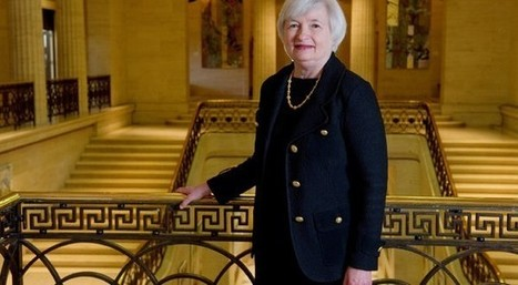 Obama to Pick Yellen as Fed Chairwoman, Officials Say | Precious Metals | Scoop.it