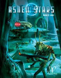 Les Livres de l'ours: Ashen Stars : la SF à la sauce GUMSHOE | Jeux de Rôle | Scoop.it
