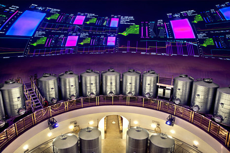 Napa's Fermenting Your Wine With Submarine Technology | Grande Passione | Scoop.it