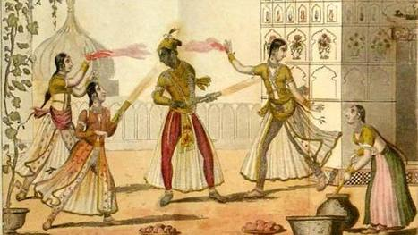 Holi: The legends behind the festival of colors - India.com | CLOVER ENTERPRISES ''THE ENTERTAINMENT OF CHOICE'' | Scoop.it