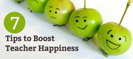 Promoting a Happy and Productive Teaching Staff | Tools 2.0 | Scoop.it