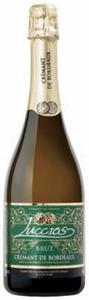 Luccios Brut Crémant De Bordeaux | Bordeaux wines for everyone | Scoop.it