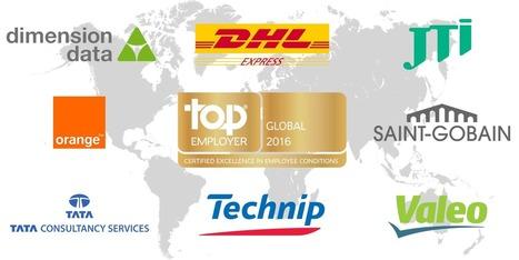 Top Employers Global 2016   Saint-Gobain Careers   Scoop.it