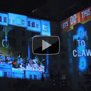 Chevy Sonic: 3D Projection Mapping Claw Game   Mad Cornish Projectionist News   Scoop.it