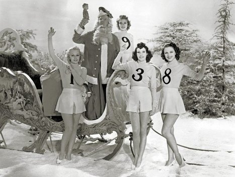 Slide Show: Happy Holidays from Old Hollywood - LA Magazine | CLOVER ENTERPRISES ''THE ENTERTAINMENT OF CHOICE'' | Scoop.it