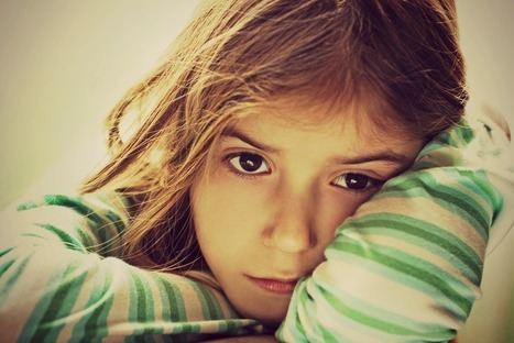 Anxiety in Kids: How to Turn it Around and Protect Them For Life - Hey Sigmund - Karen Young | Mental Health | Scoop.it
