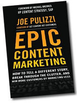 Epic content marketing by Joe Pulizzi: the content marketing mission | Instead of bookmarking | Scoop.it