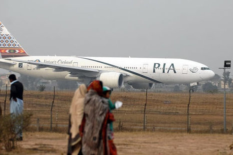 Gunmen Fire on Plane Landing at Pakistan International Airport - Share on Meebal.com | Worldwide News | Scoop.it