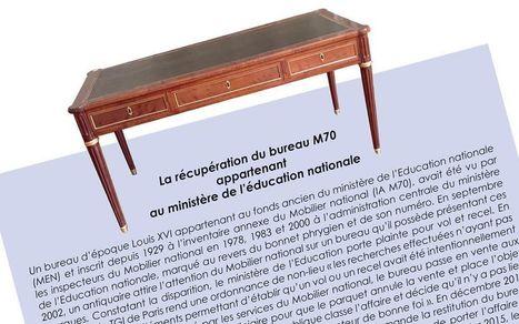 23000 œuvres d'art «égarées» par l'Etat | L'observateur du patrimoine | Scoop.it