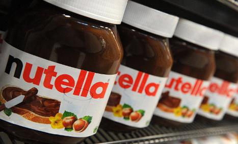 Devenir Nutella à la place de Nutella   Communication Agroalimentaire   Scoop.it
