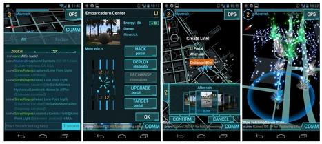 Ingress (Niantic) : Google lance son MMORPG de réalité augmentée | Augmented Reality Stuff For You | Scoop.it