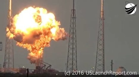 Launch failures: non-launch mishaps | The Space Review | The NewSpace Daily | Scoop.it