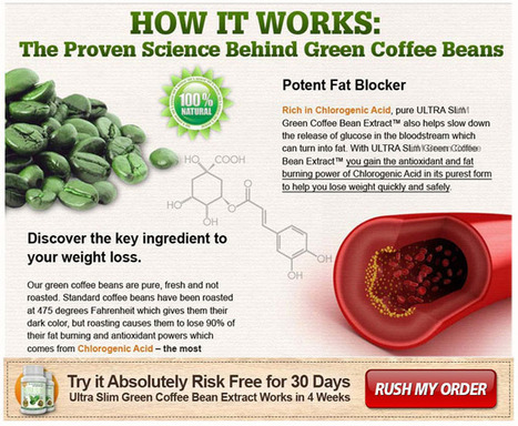 Ultra Slim Green Coffee Review – Get Slim And Healthy In 4 Weeks! | lose pounds now! | Scoop.it