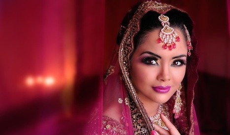 Indian Bridal Makeup Tip for a Fair Skin Tone | Health & Fitness | Scoop.it