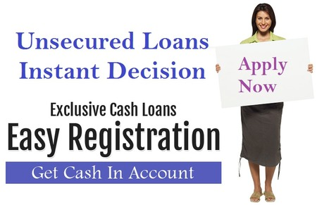 A Brief Introduction Of Unsecured Loans Instant Decision Before Availing The Help! | Unsecured Loans Bad Credit | Scoop.it