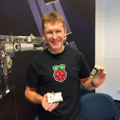 Adventures of Raspberry Pi — Two Raspberry Pi computers have been sent into... | Raspberry Pi | Scoop.it