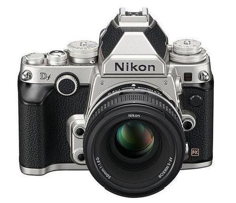 Nikon Df, todo lo que hay que saber sobre la nueva réflex de estilo retro de Nikon | ISO102400 | Scoop.it