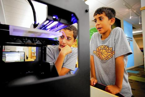 Libraries with 3-D printers consider new rules   Makerspaces   Scoop.it