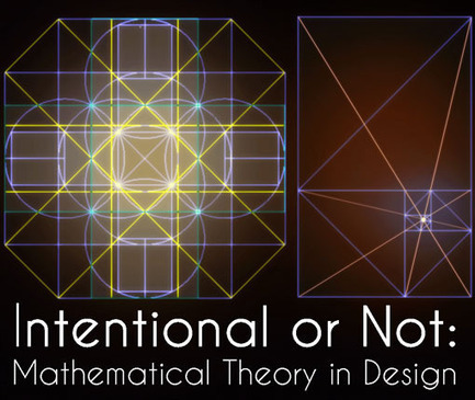 Intentional or Not: Mathematical Theory in Design | Design Shack | Social Media Intellect | Scoop.it