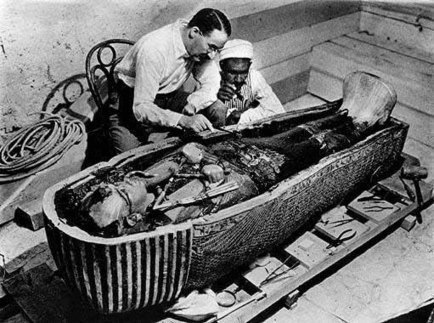 The curse of Tutankhamen | Ancient world | Scoop.it