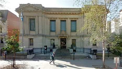 La bibliothèque Saint-Sulpice, un musée d'histoire naturelle? | ICI.Radio-Canada.ca | Scientific heritage | Scoop.it