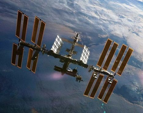 NASA considers handing over ISS to a private company | More Commercial Space News | Scoop.it