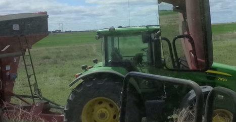 Un agriculteur automatise son tracteur avec du matériel open-source | Heron | Scoop.it