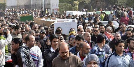Egypte : l'état d'urgence décrété après de nouvelles violences à Port-Saïd   Égypt-actus   Scoop.it