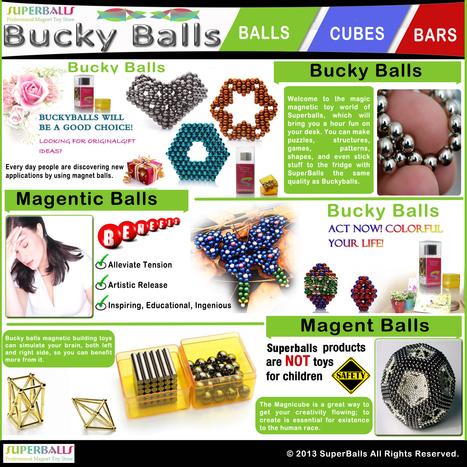 Bucky Balls   Bucky Balls   Scoop.it