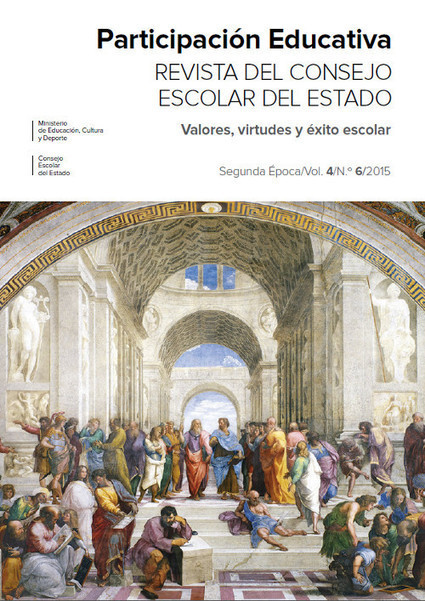 Participación Educativa. Revista del Consejo Escolar del Estado | Educacion, ecologia y TIC | Scoop.it