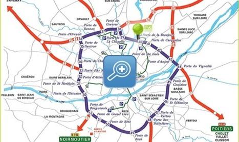 Accès - Infos pratiques - Salon Habiter du 08 au 11 novembre 2013 Parc des Expositions NANTES | LEAUTE Paysage, Créateur de Parc et Jardin | Scoop.it