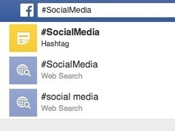 How to Search Facebook Hashtags | SocialMedia_me | Scoop.it